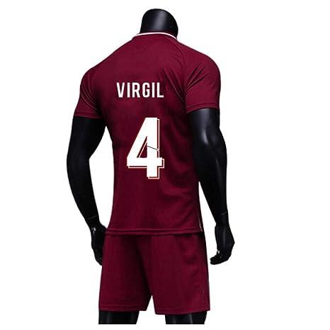outlet store 0df46 86686 JXYA-Jersey Soccer T-Shirt-Virgil Van Dijk-4 -for Football ...