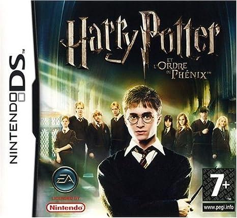Harry Potter et lordre du phénix [Nintendo DS] [Importado de ...