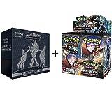 Pokemon TCG: Sun & Moon Burning Shadows Booster Box & Elite Trainer Box