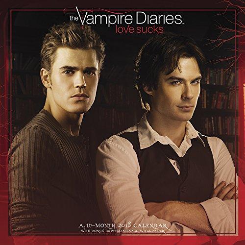 The Vampire Diaries 2018 Calendar: Amazon.es: Not Available ...