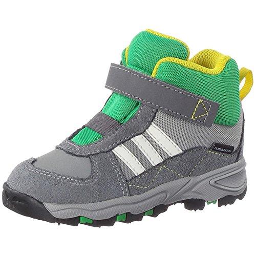 adidas Performance Kinder Winterschuhe grau/grün