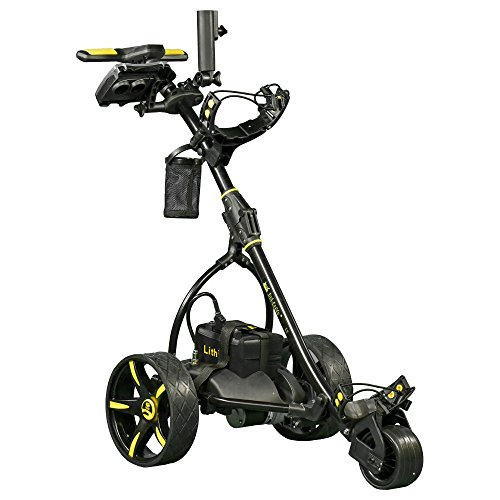 Bat-Caddy X3 Electric Push Cart w/ Free
