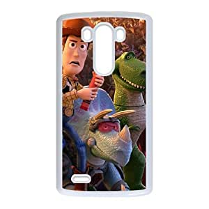 toy story that time forgot LG G3 Cell Phone Case White 53Go-109198