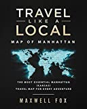 Travel Like a Local - Map of Manhattan: The Most Essential Manhattan (Kansas) Travel Map for Every Adventure
