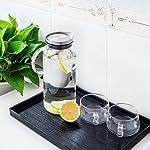 Sama-caraffa-per-acqua-in-vetro-borosilicato-brocca-per-t-bottiglia-per-acqua-caff-succo-brocca-con-coperchio-in-acciaio-inox-e-manico-in-vetro-1300-ml-certificato-LFGB