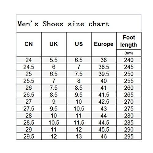 Calzado Chengnubao Walking Por Mediana Cómodo Preocupación Toe Y Ancianos Gris De Salud Edad La Spacious HYw1HBq