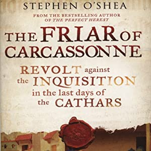 The Friar of Carcassonne Audiobook