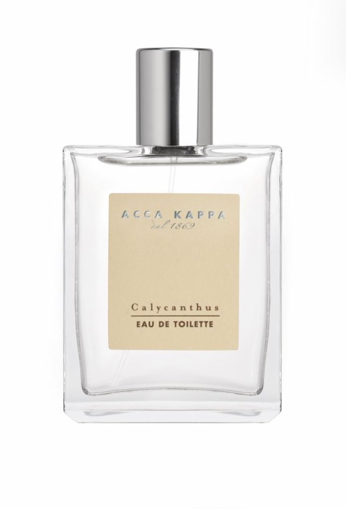 Acca Kappa Calycanthus Eau De Toilette From Italy