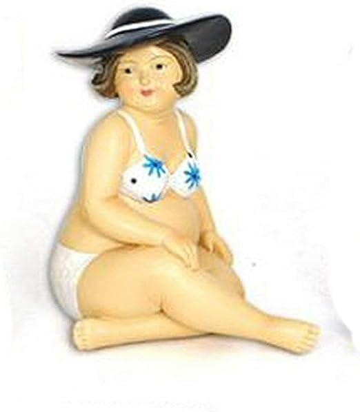 Faye - Figurita de Pin, bañador de cicciotta, 12 cm, Estilo ...