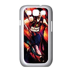 Samsung Galaxy S3 I9300 2D Personalized Phone Back Case with Ricky Rubio Image