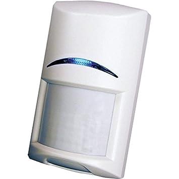 Bosch ISC-BPR2-W12 Detector de Movimiento Alámbrico Blanco - Sensor de Movimiento (