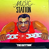 MUSIC STATION THE RHYTHM vinyl record