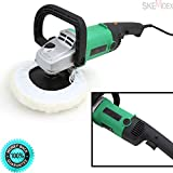 SKEMIDEX---HEAVY DUTY 7'' ELECTRIC CAR BOAT PAINT POLISHER SANDER DETAILING BUFFER W PAD And car buffer walmart home depot car buffer cordless car buffer car buffer lowes car buffer harbor freight