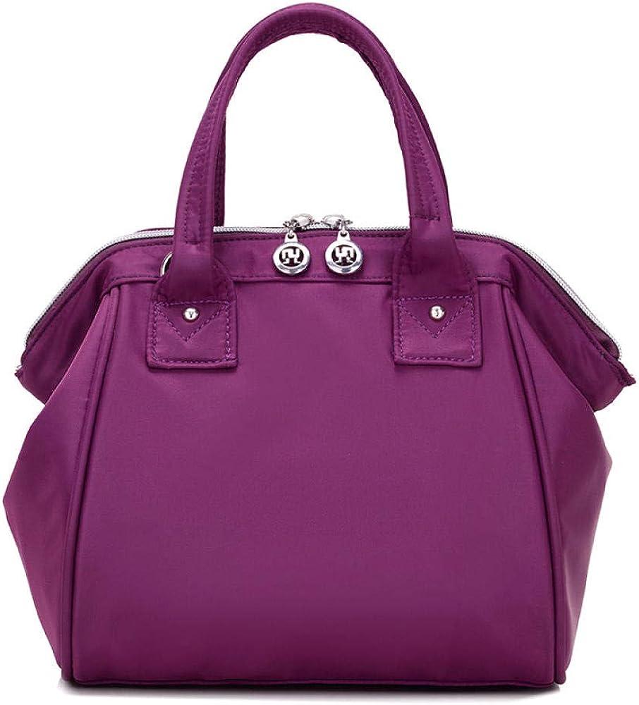 Nylon Bag Fashion Women Handbag Brand Pink Bag Shoulder Crossbody Bags Waterproof
