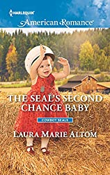 The SEAL's Second Chance Baby (Cowboy SEALs)