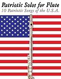 Patriotic Solos for Flute, Uncle Sam, 1477407278
