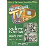Prime Time TV from the Early Days: The Cisco Kid and The