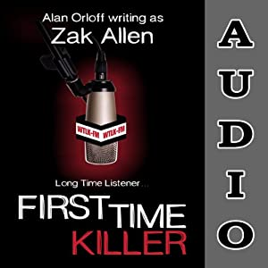 First Time Killer Audiobook