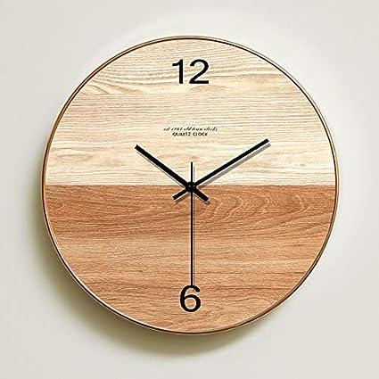 Amazon Com Kaweaz Wall Clock Saat Relogio De Parede Reloj