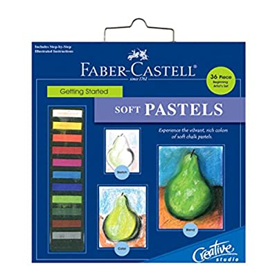 Faber-Castell Getting Started Pastel