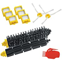 Bristle Brush, HEPA Filters, Side Brushes, Cleaning Tool Replenishment Kit For iRobot Roomba 760, Roomba 770, Roomba 780