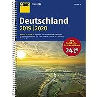ADAC Maxiatlas Deutschland 2019/2020 1:150 000 (ADAC Atlanten)