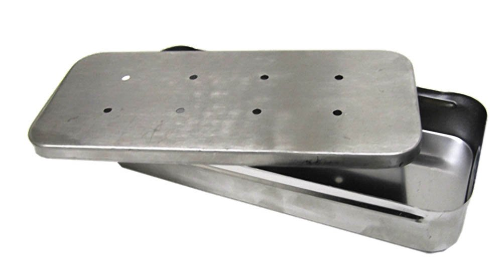 21st Century GB69A2 Stainless Steel Smoker Box by 21st Century