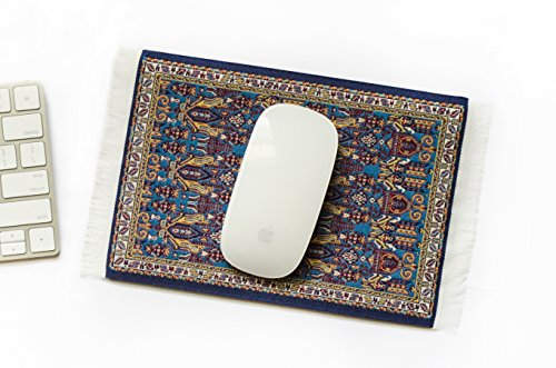 Oriental Carpet Mousepad - Authentic Woven Carpet - SAMARAKANT Design Photo #4