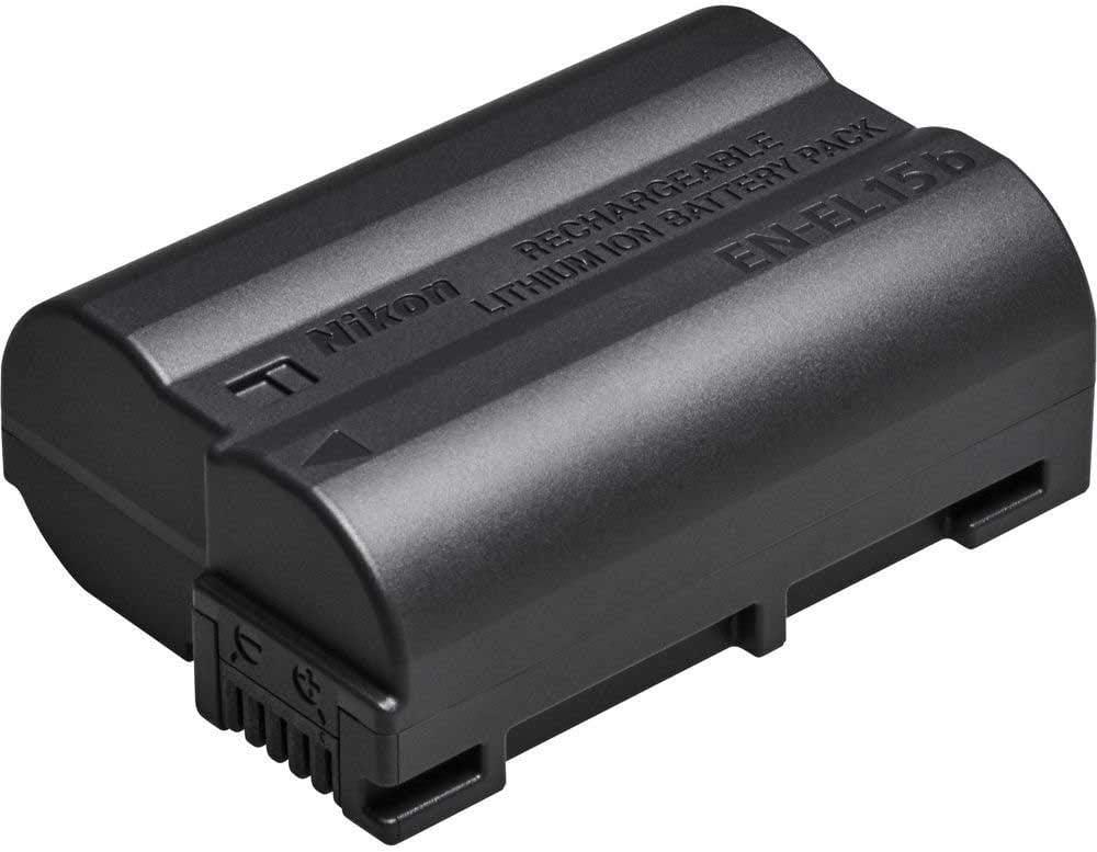 Nikon EN-EL15b Camera/Camcorder Battery Ión de Litio - Camera/Camcorder Batteries (Ión de Litio, Cámara, Nikon, Z 7, Z 6, Negro, 1 Pieza(s))