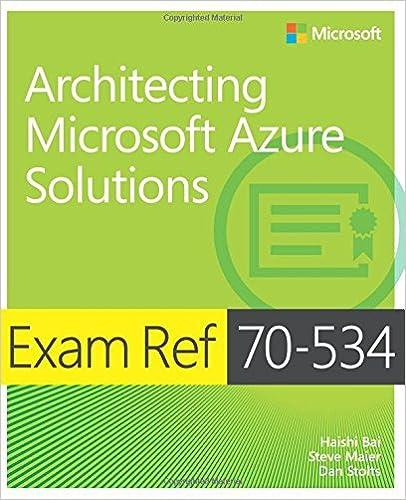 Architecting Microsoft Azure