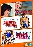Cheaper By The Dozen/Cheaper By The Dozen 2/Mrs Doubtfire [DVD]