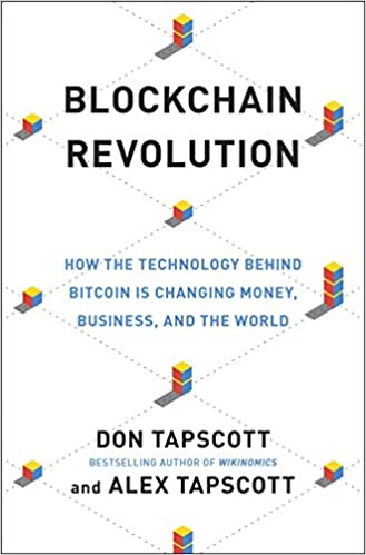 blockchain revolution business books 2016