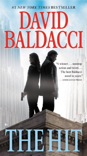 The Hit (Will Robie Book 2) by [Baldacci, David]