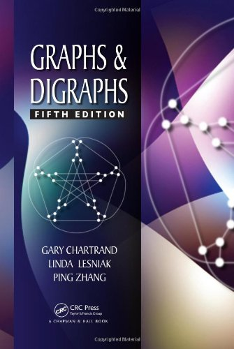 Graphs & Digraphs, Fifth Edition (Textbooks in Mathematics) by Brand: Chapman and Hall/CRC