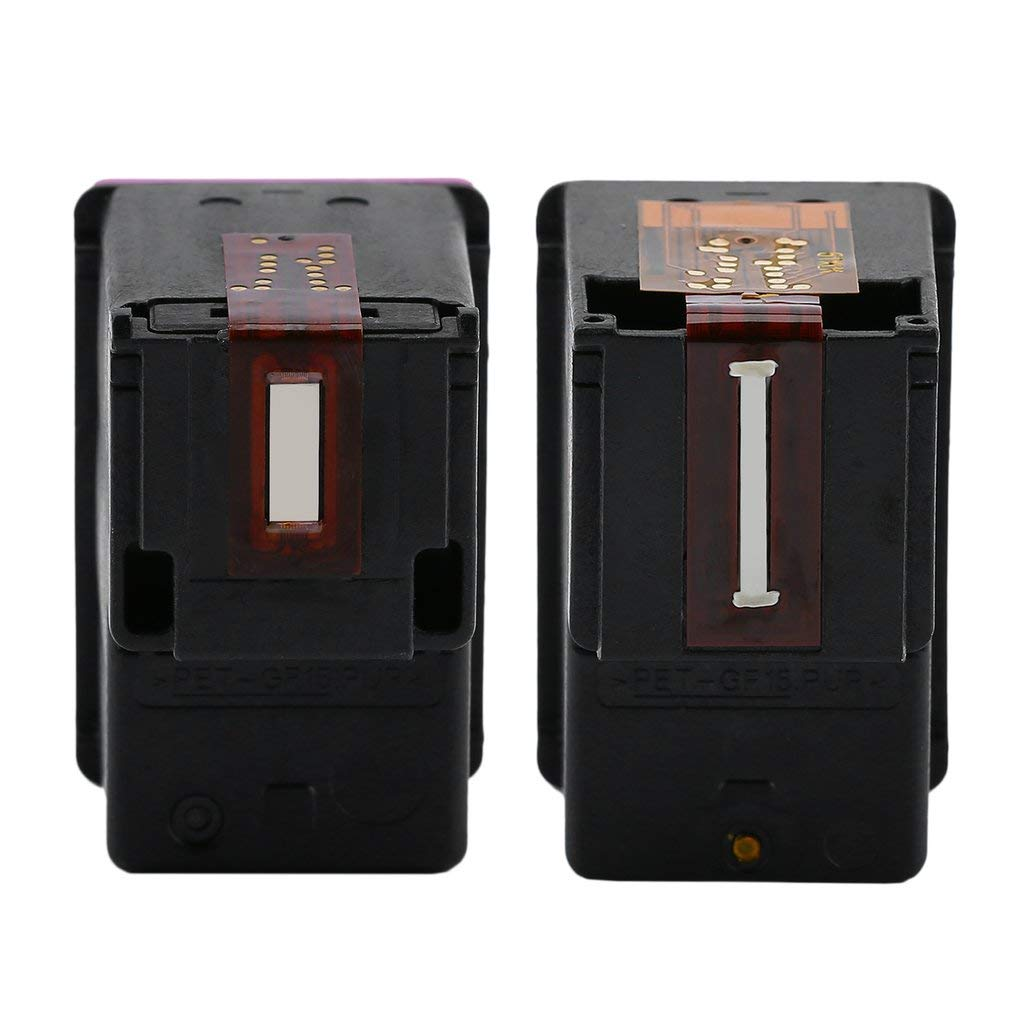 Leoboone Nuevo Cartucho de Tinta no Original para 61XL 61 para Officejet J110a j210a j310a j410a 1000 2000 1510 2540 4500 2600 1050 2050