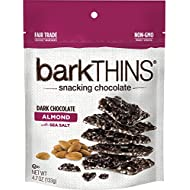 Bark Thins Dark Chocolate Almond with sea salt - 4.7 oz