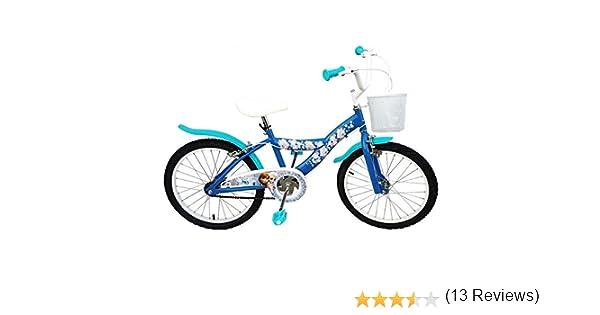 TOIMSA Frozen - Bicicleta 20 Pulgadas: Amazon.es: Juguetes y juegos