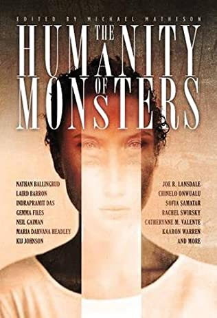 book cover of The Humanity of Monsters