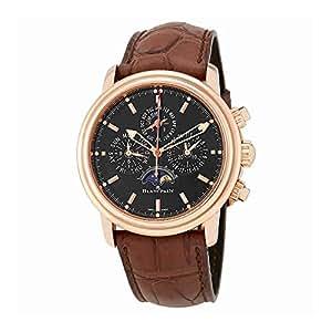 Blancpain Leman Perpetual Automatic Mens Watch 2685F-3630-53B
