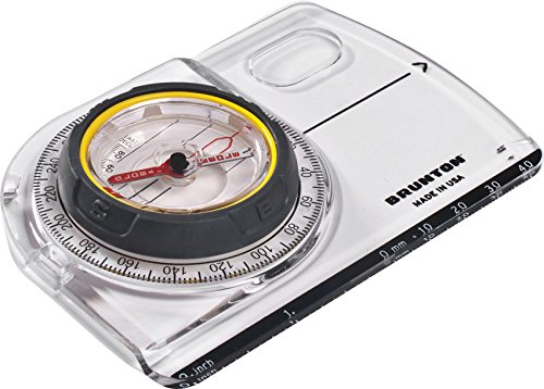 Brunton TruArc5 Baseplate Mapping Compass