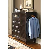 Paula Deen Home Door Chest, Tobacco