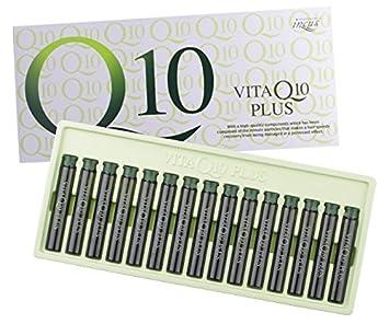 Amazon.com: Vita Q10 Plus Tratamiento de ampollas de cabello ...