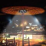 Acecharming Rechargeable Patio Umbrella Light 28