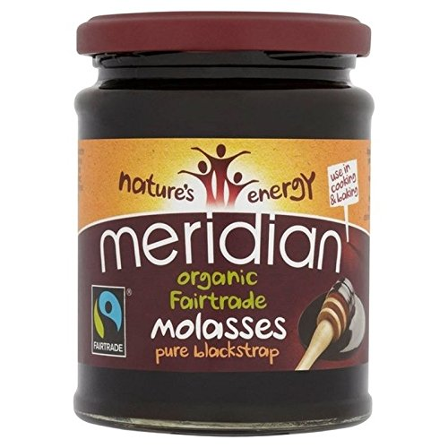Meridian Organic Molasses 350g - Pack of 6 by Meridian