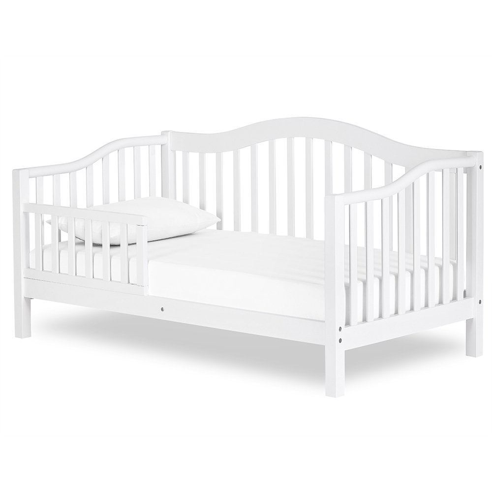 Dream On Me Austin Toddler Day Bed, Pebble Grey Dream on Me Dropship 650-PG