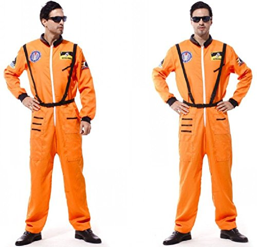[Fancy Festival Adult Halloween Cosplay Stage Clothes Astronaut Astronaut Set] (Adult Egyptian Prince Costumes)