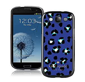 Recommend Custom Design Samsung S3 Case Kate Spade New York Personalized Customized Phone Case For Samsung Galaxy S3 I9300 Case 59 Black