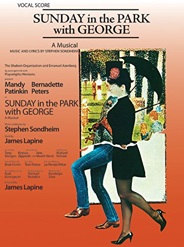 Sunday in the Park with George (Vocal Score): Piano/Vocal