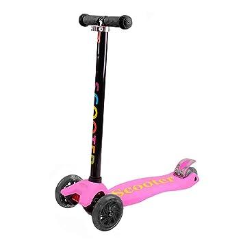 Patinetes de tres ruedas Kick Scooters no eléctricos con ...