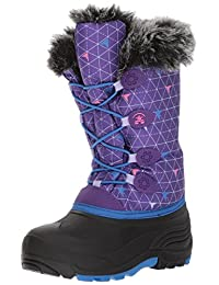 Kamik Girl's Snowgypsy2 Snow Boots